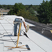 1800Flatroof on the job